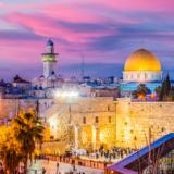 Principais pontos turísticos de Israel